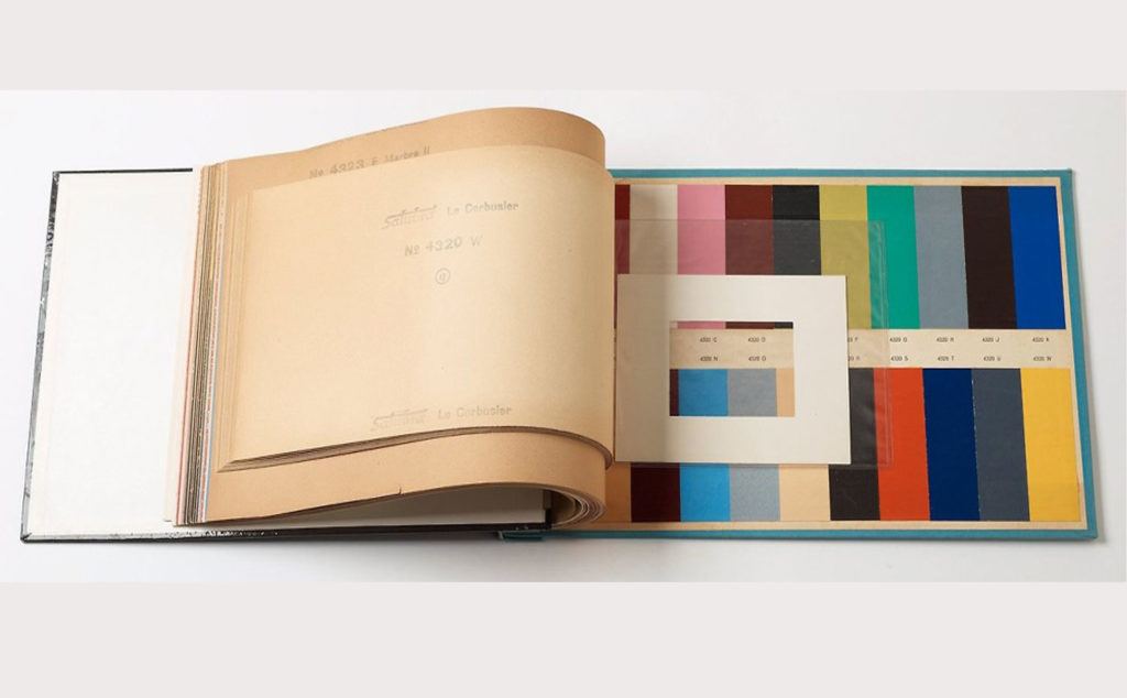 Le Corbusier Polychromie 1