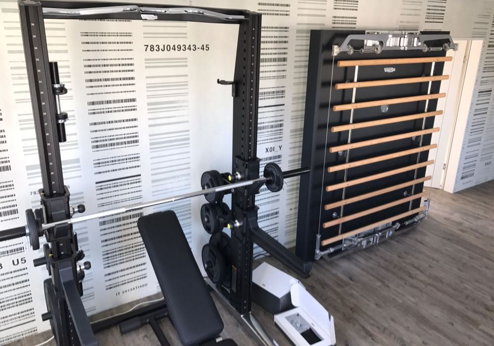 Barcode Fitnessroom EFH Schinznach D.